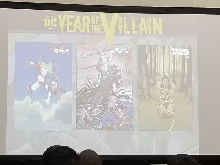 Portadas afectadas por Year of the Villain: Hostile Takeover