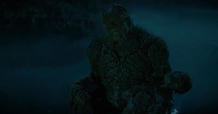 Swamp Thing 1x09: The Anatomy Lesson