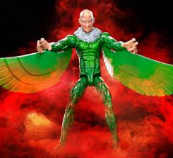 Figura de Vulture/Buitre de Hasbro Marvel Legends