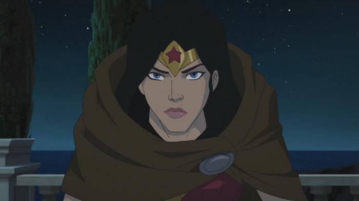 Imagen de Wonder Woman Bloodlines (2019)