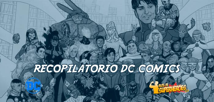 Recopilatorio DC: alineación de Legion of Super-Heroes