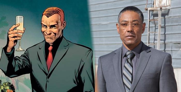 Giancarlo Esposito rumoreado para ser El Benefactor en el UCM, ¿posible Norman Osborn?