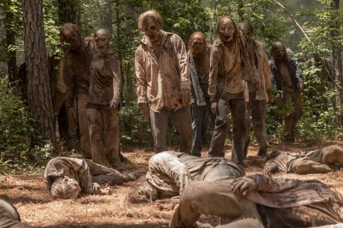 Imagen de la décima temporada de The Walking Dead (2019)