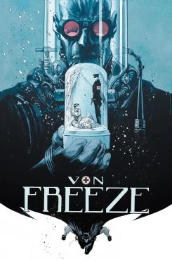 Imagen de Mr. Freeze en Batman: White Knight Presents Von Freeze #1