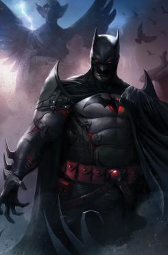 Thomas Wayne es Batman (Flashpoint) en portada de Batman #83