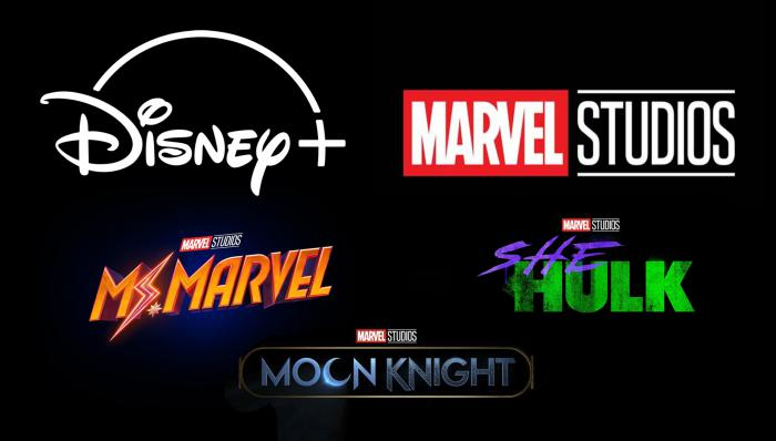 Anuncio de Ms. Marvel, Moon Knight y She-Hulk en Disney Plus