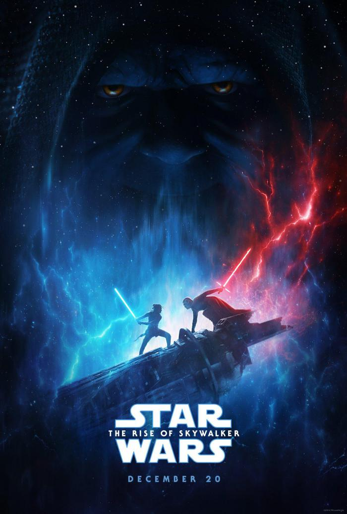 Póster de Star Wars: El Ascenso de Skywalker (2019)