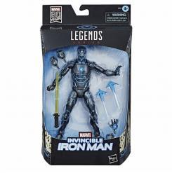 Stealth Suit de Iron Man de Marvel Legends