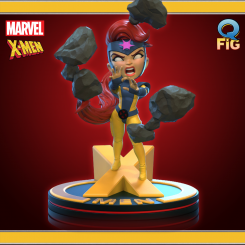 Q-Fig de Jean Grey de Quantum Mechanix
