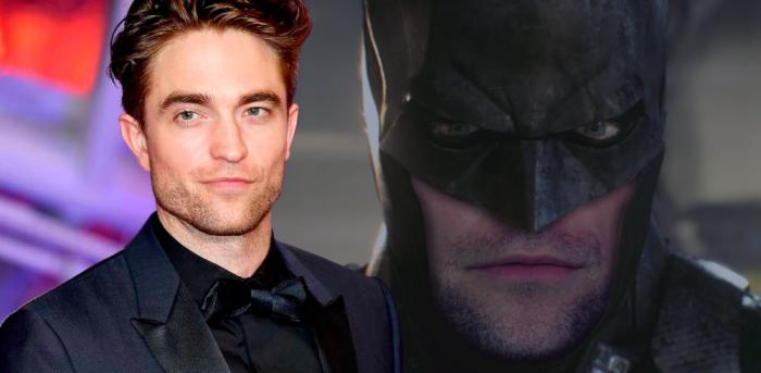 Robbert Pattinson será The Batman