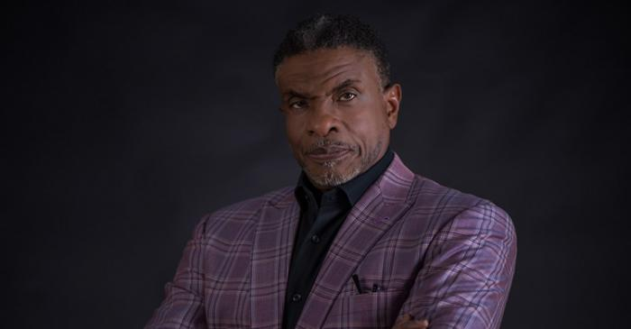 Imagen del actor Keith David