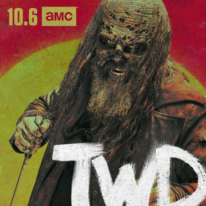 Imagen de la 10 temporada de The Walking Dead (2010 - ?), Beta