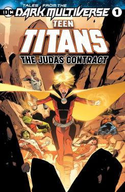 Tales from the Dark Multiverse: The Judas Contract