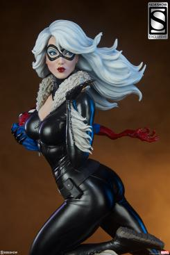 Black Cat de Mark Brooks, versión EX, de Sideshow Collectibles