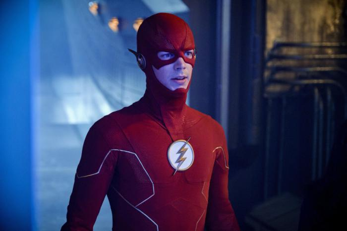 Imagen de The Flash 6x01: Into the Void