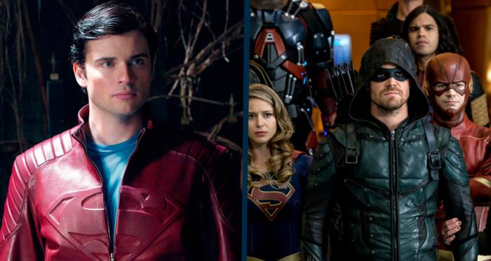 Tom Welling regresa como Clark Kent para el evento Crisis on Infinite Earths