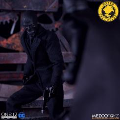 Batman: Sovereign Knight vs Black Mask Set, de Mezco