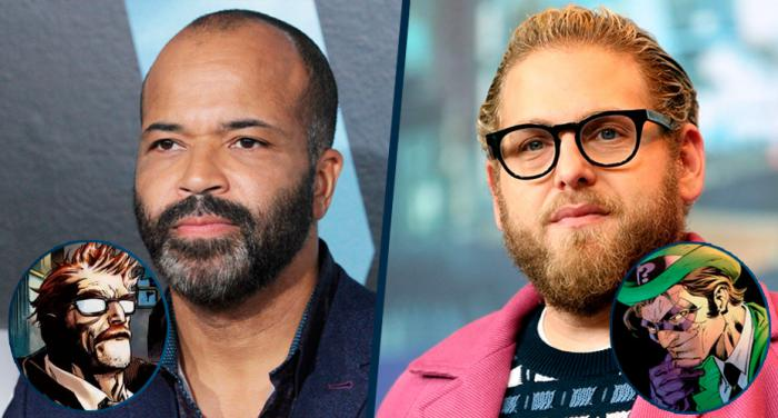 Jeffrey Wright y Jonah Hill en conversaciones para The Batman