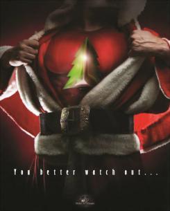 Teaser póster de Christmas Knight