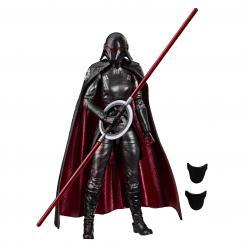 Figura de Star Wars Black Series: Jedi Fallen Order - Segunda Hermana Edición Carbonizada