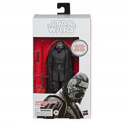 Figura de Star Wars Black Series: El Ascenso de Skywalker - Kylo Ren Primera Edición Premiere