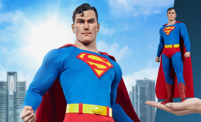 Superman, de Sideshow Collectibles Figure