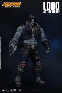 Injustice Lobo, de Storm Collectibles