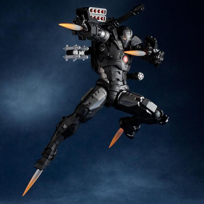 War Machine, por Revoltech