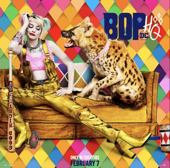 Póster individual de Birds of Prey (and the Fantabulous Emancipation of One Harley Quinn) (2020)