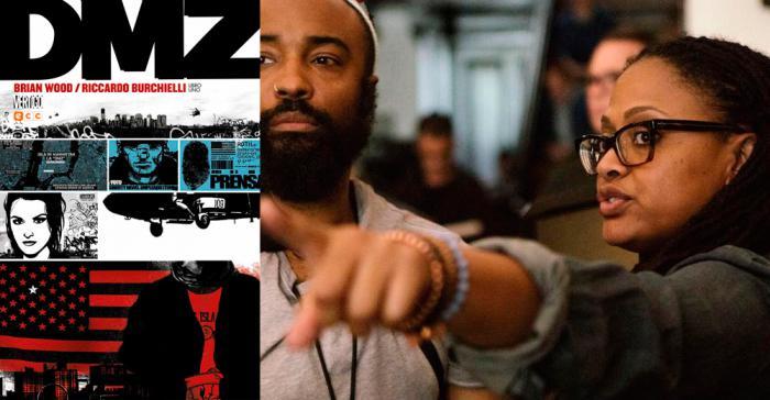 Ava DuVernay dirigirá el piloto de DMZ para HBO Max