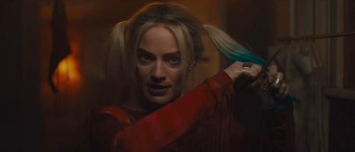 Captura del primer trailer oficial de Aves de Presa/Birds of Prey (2020)