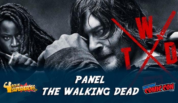 Resumen del panel de The Walking Dead en la NYCC19
