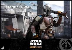 Figura escala 1/6 de The Mandalorian, por Hot Toys