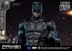 Edición Deluxe de Batman con el traje táctico, de Prime 1 Studio