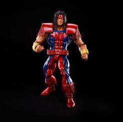 Figura Marvel Legends Hasbro, Deadpool series Warpath