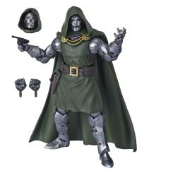 Figura Marvel Legends Hasbro Fantastic Four Doctor Doom
