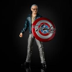 Figura Marvel Legends Hasbro Stan Lee