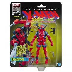 Figura Marvel Legends Hasbro The Uncanny X-Men Deadpool