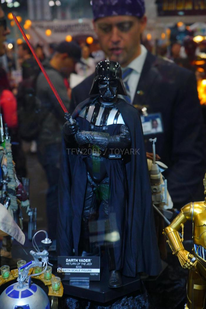 Galería figuras y estatuas New York Comic 2019