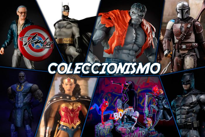 Coleccionismo: Injustice Darkseid, Wonder Woman, Marvel Legends y NYCC