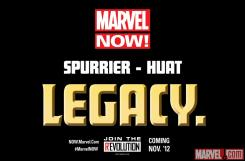 Tease de Marvel Now! X-Men Legacy