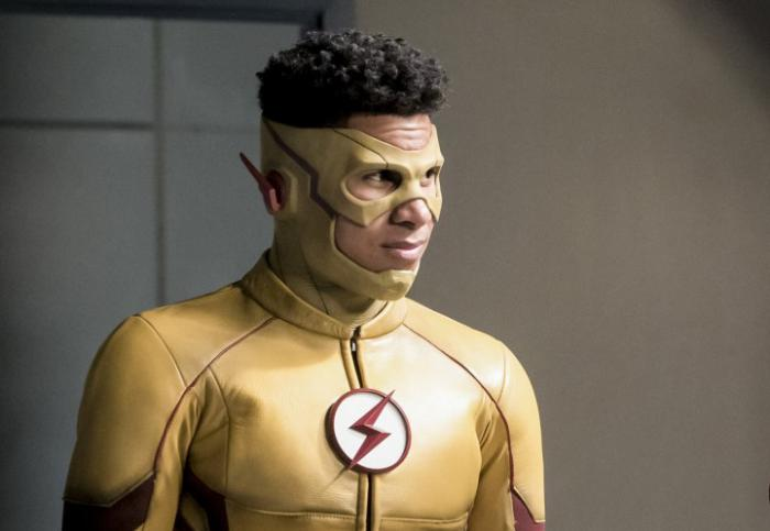 Imagen de The Flash 3x21: Cause and effect