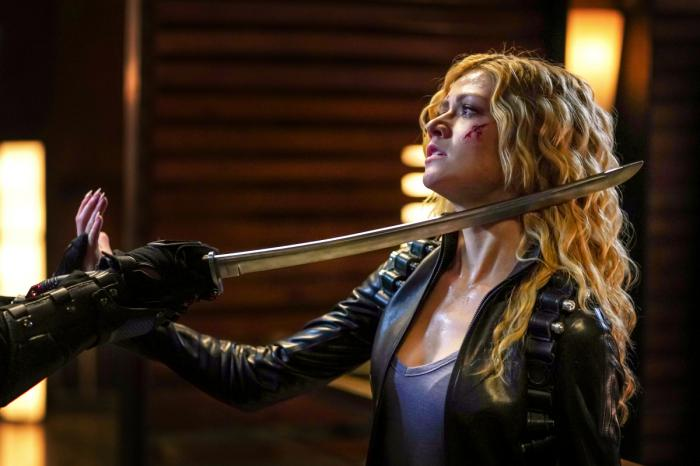 Imagen de Arrow (2012 - 2020) 8x03: Leap of Faith