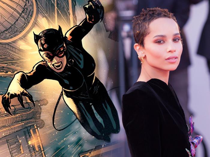 Zoë Kravitz será Selina Kyle/Catwoman en The Batman