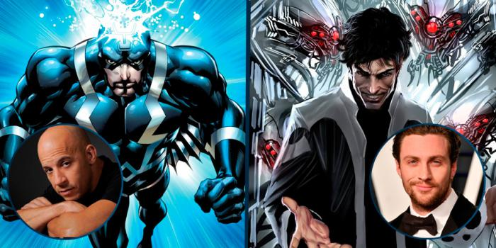Vin Diesel y Aaron Taylor-Johnson rumoreados para Black Bolt y Maximus en Ms. Marvel