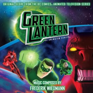 Carátula de la Banda Sonora de Green Lantern: The Animated Series