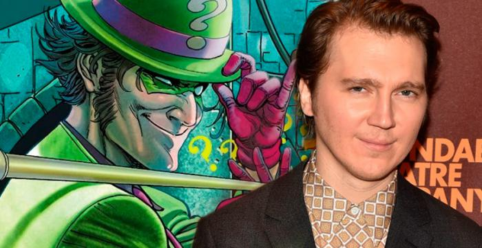 Paul Dano será el villano Enigma en The Batman