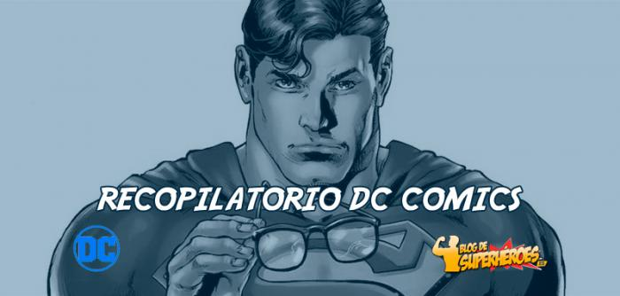 Recopilatorio DC Comics: Bendis habla de Superman, Batman/Catwoman para febrero...