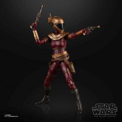 Star Wars: The Black Series 6 pulgadas Zorii Bliss - 21,49 dólares - Disponible: primavera 2020