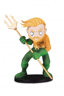 FIGURA DE VINILO DC ARTISTS ALLEY AQUAMAN POR CHRIS UMINGA